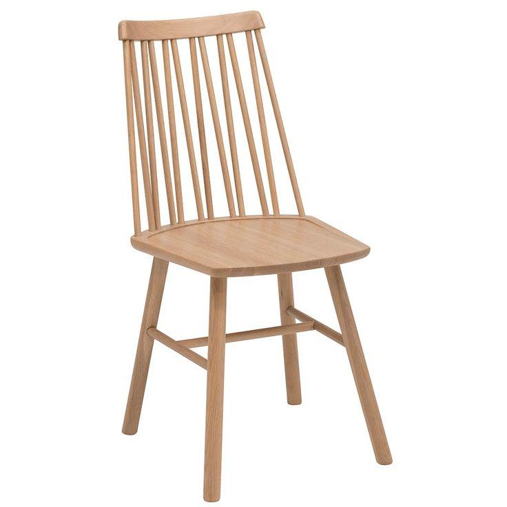 ZigZag chair blonde