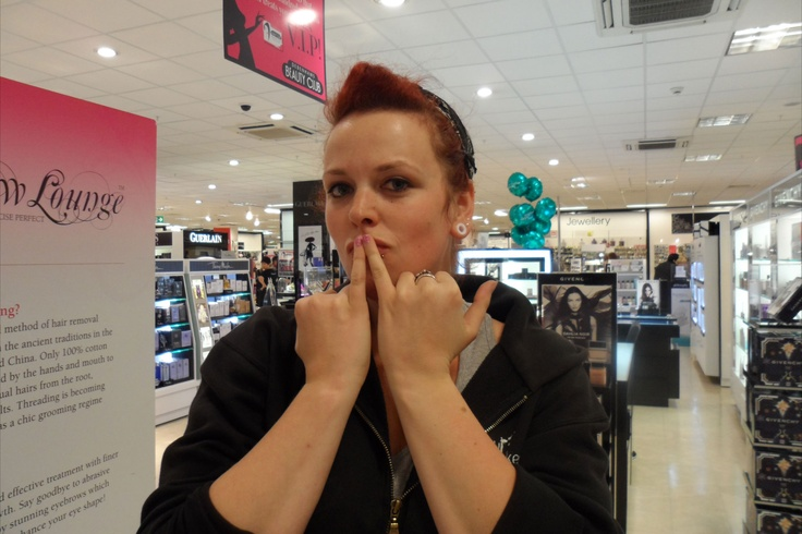 Nails inc debenhams meadowhall