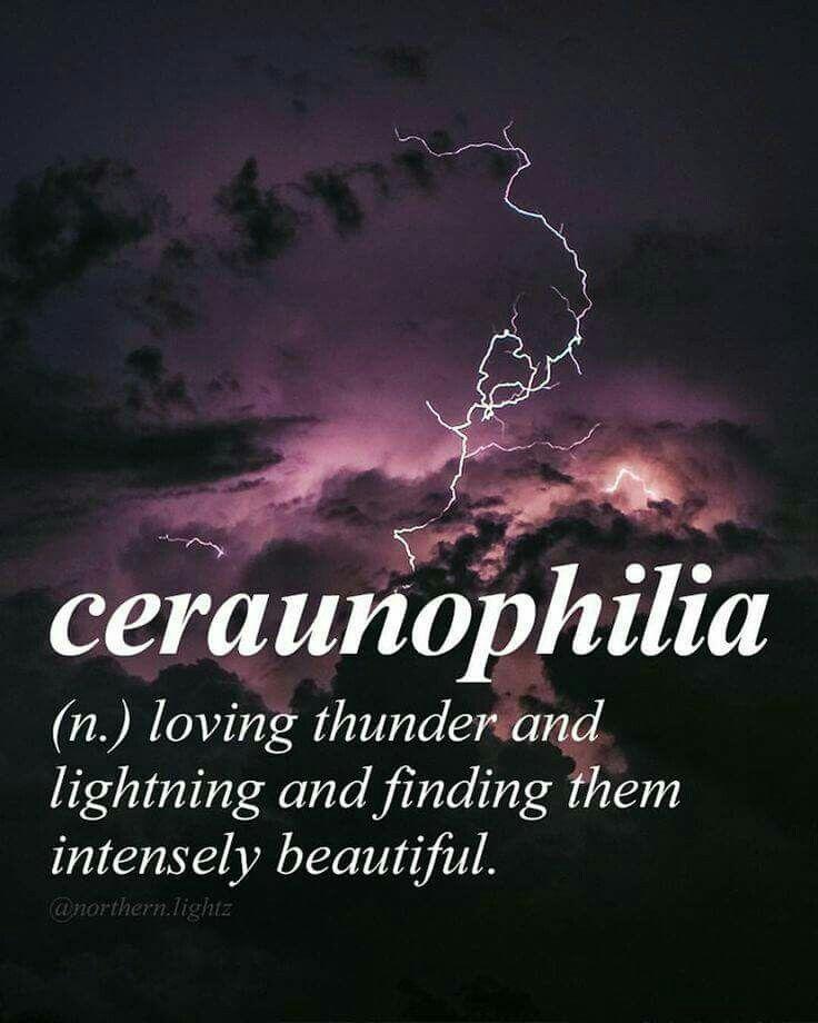 Ceraunophilia~