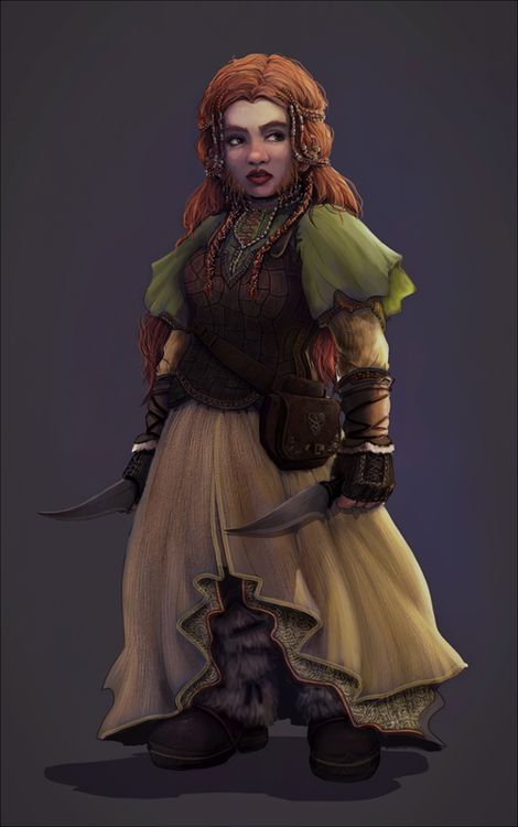 Character Inspiration: Lady Magada (Not one for court life) , a fierce and loyal spirit. Who helps and befriends, Emma on her journey. ( By tumblr_muit2fromB1qgbaiio1_500.png)