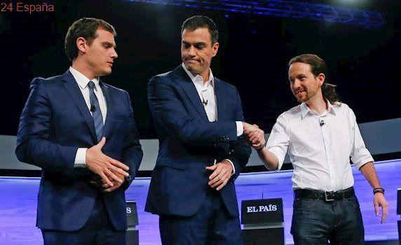 Pedro Sánchez se reunirá con Pablo Iglesias el martes y con Albert Rivera a final de semana