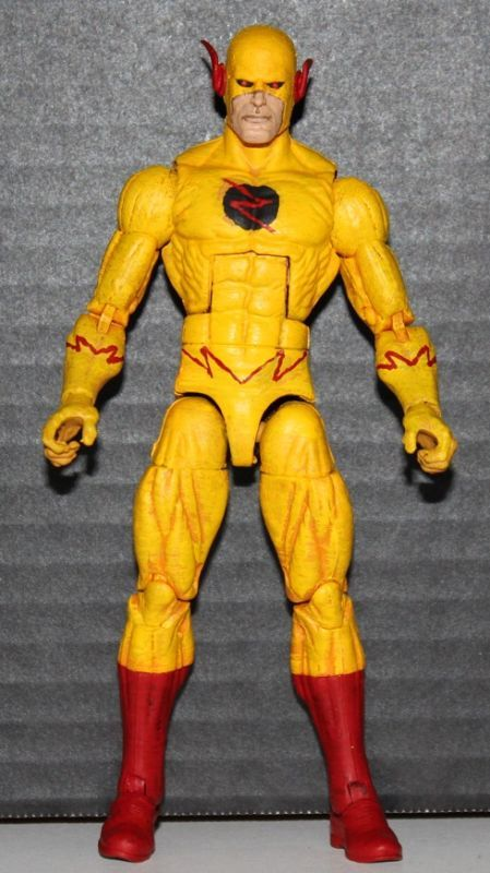 Zoom (Marvel Legends) Custom Action Figure