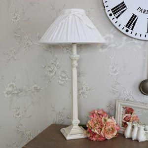 Cream French Style Table Lamp Iluminacao Pinterest Grey