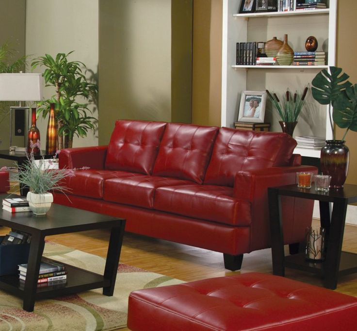 25 Best Ideas About Yellow Leather Sofas On Pinterest: Best 25+ Red Leather Sofas Ideas On Pinterest