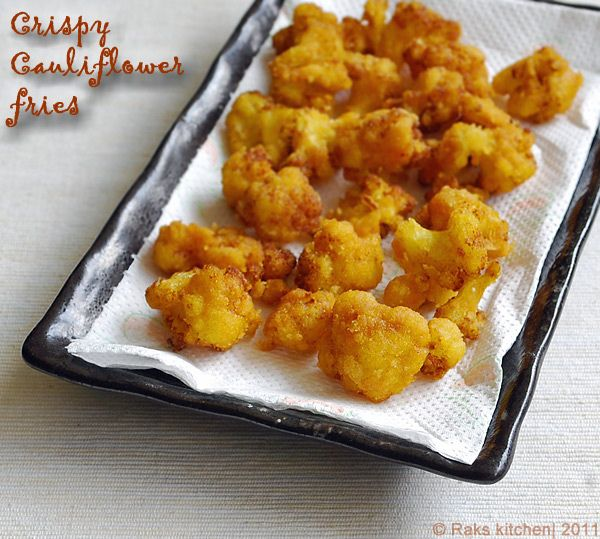 crispy-cauliflower by Raks anand, via Flickr