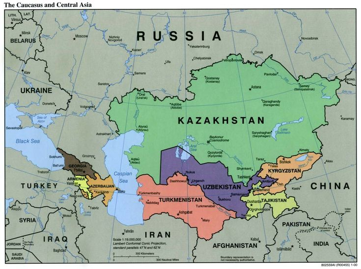 A Vision for Shared Prosperity in Central Asia | Center for Strategic and International Studies