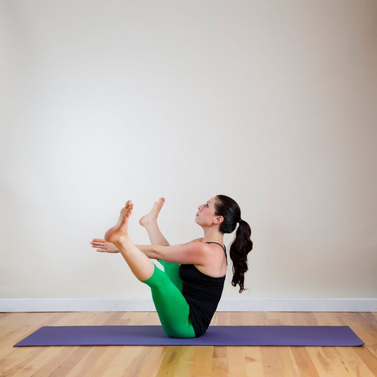 Look-Good-Naked Yoga