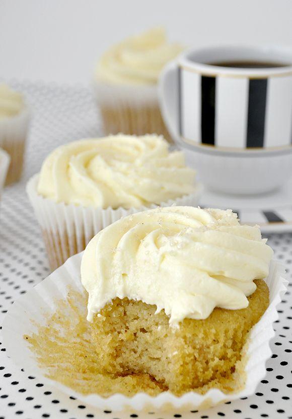 cupcake de abóbora com especiarias