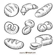 Resultado de imagen para panadero dibujo