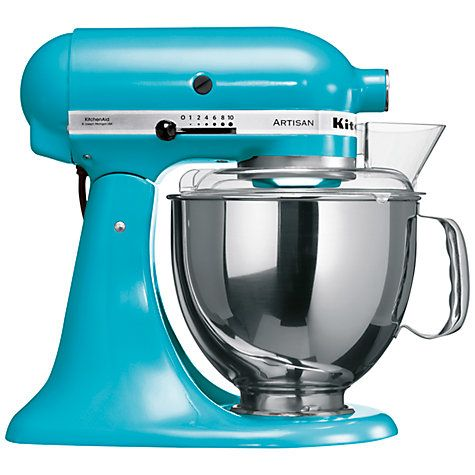 Buy KitchenAid Artisan Stand Mixer Online at johnlewis.com