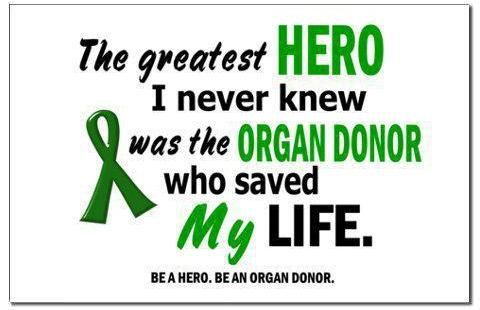 become an organ donor Are you a registered organ donor becoming an organ donor can seem like a big  decision, but regardless of age, race, gender, religion,.