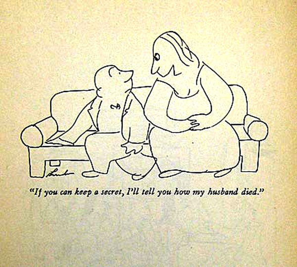 English commentary james thurber