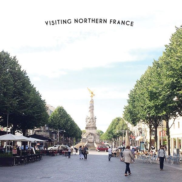 Northern Cities Tour of France