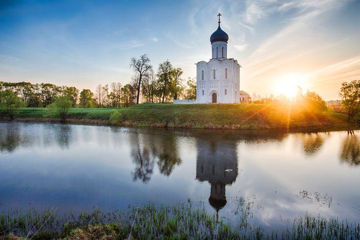 Храм Покрова на Нерли: 23 фотографии — Российское фото