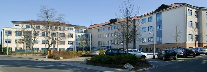 Ingelheim am Rhein - Krankenhaus