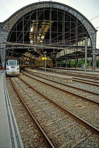 Estación de Francia | Barcelona http://barcelona.shuttlespaintransfers.com/