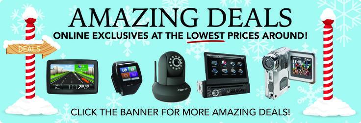 TVs, Electronics, Tools, Home Appliances, Outdoor Equipment - Pinnacle Deals
