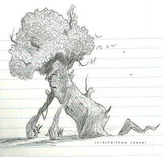 Jassar's Blog: Fun Sketches
