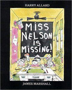 My Preschooler's Top Picks: My Preschooler's Top Books Miss Nelson is Missing