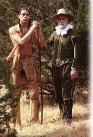 wampanoag and pilgrim thanksgiving native american clothing