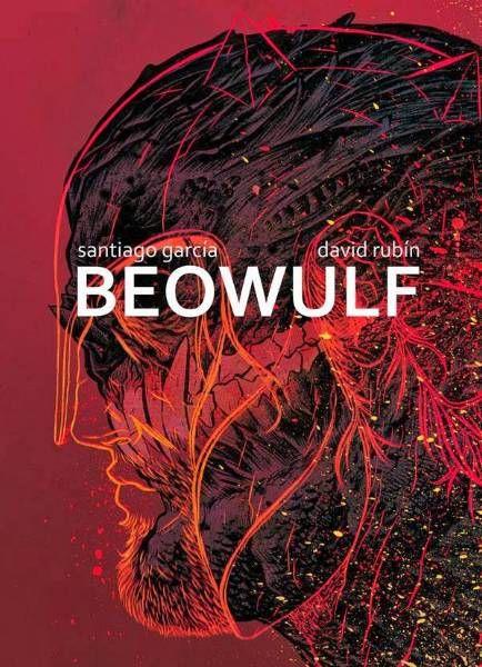 """""""Beowulf"""" de García y Rubín. Ficha elaborada por Daniel Paniagua."""