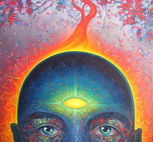 """""""Alimentos para reativar sua Glândula Pineal - O olho da mente, cientificamente conhecido como a Glândula Pineal, é considerado a porta de entrada para os níveis mais elevados de Consciência. A glândula pineal é uma glândula endócrina em forma de uma pequena pinha no cérebro, que produz e secreta o hormônio Melatonina. Acredita-se também que seja responsável pela liberação de Dimetiltriptamina (DMT). É o princípio da sede da alma"""", segundo Descartes, com funções físicas e metafísicas."""""""