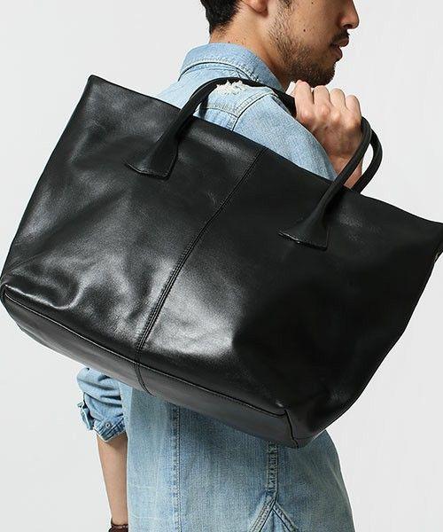 【ZOZOTOWN|送料無料】nano・universe(ナノユニバース)のトートバッグ「Cow Leather Tote」(9999161110930)を購入できます。