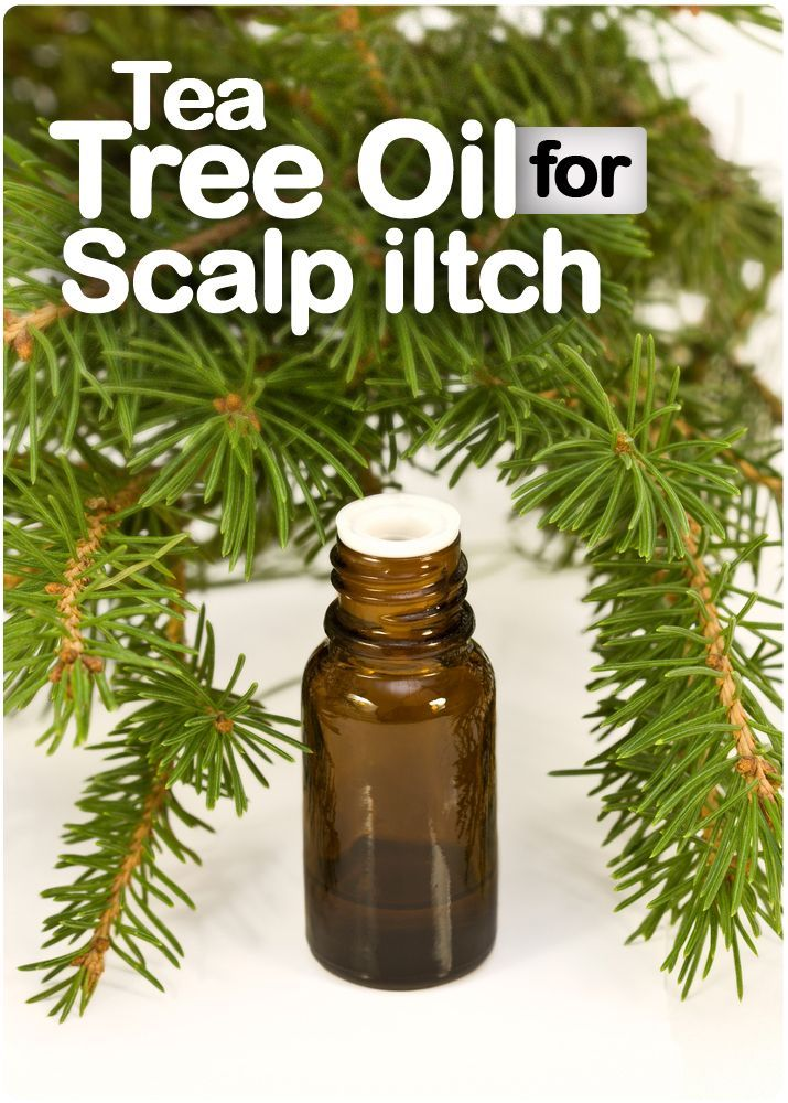 How to Get Rid of Itchy Scalp with Tea Tree Oil