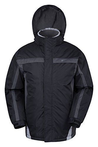 The Dusk Mens Ski Jacket is ideal for keeping yourself dry and warm on the mountain. Made from water resistant and windproof fabric, with a light fleece lining and adjustable hood. This jacket is great for first timers on the slopes. Ref: 018807.171203 The Flipping Code The Flipping Code A great...