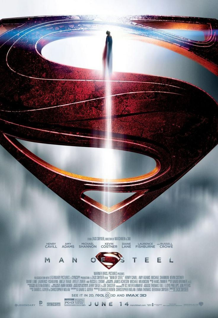 Man of Steel, best movie of the year