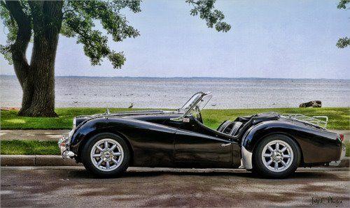 Triumph...Car :)