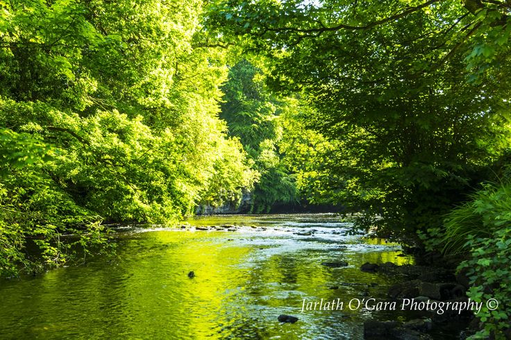Owenriff River Oughterard