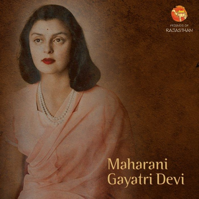 Celebrated for her classical beauty Maharani Gayatri Devi, Rajmata of Jaipur was the wife of Maharaja Sawai Man Singh II. Born as Princess #GayatriDevi of Cooch Behar, she was an extremely successful politician, an excellent rider and an able #Polo player. Fond of cars, she has to her credit importing the first #Mercedes-Benz W126, a 500 SEL to India