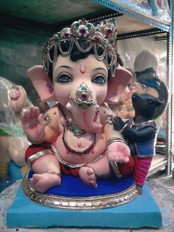 !!! Om Gan Ganapataye Namo Namah !!! | Cute Ganesha