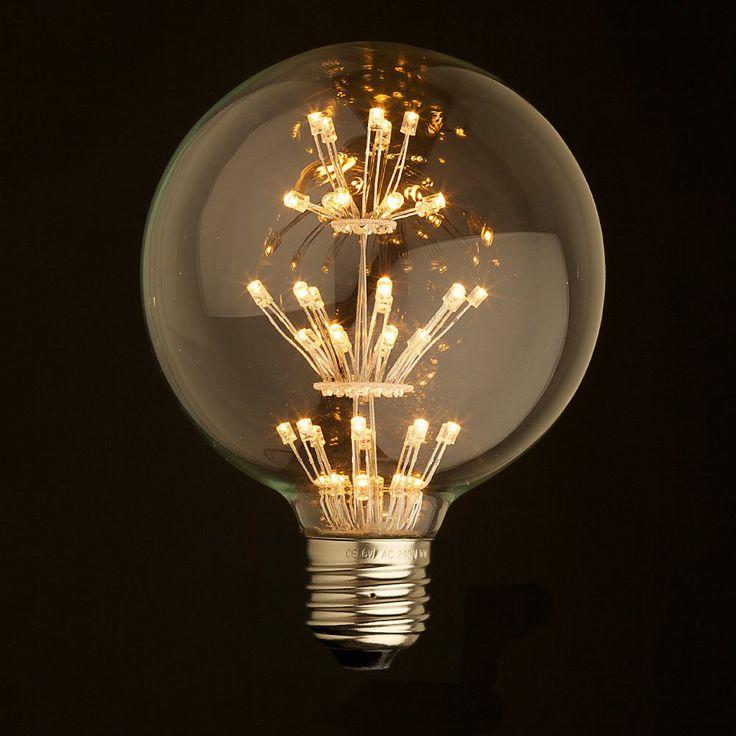 E27 LED Edison Fireworks Light Bulb 110v-220v - Edison Squirrel Cage Light Bulb - Edison bulb - led lamp - modern lamp - modern light -home by LightwithShade on Etsy https://www.etsy.com/listing/193326659/e27-led-edison-fireworks-light-bulb-110v