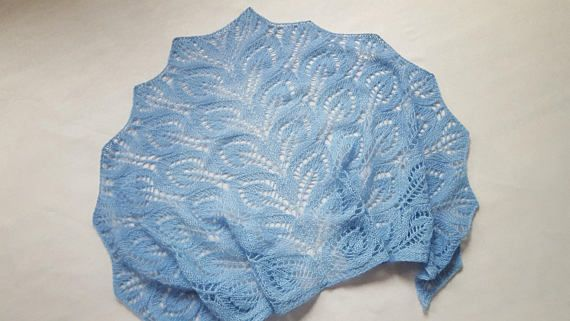 Beauty gift Gift for girlfriend Clothing gift Knitted shawl