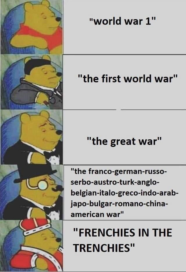 The Global Armed Conflict Of 1914 1918 Memes Jokes Sillyjokes Teshil Com Really Funny Memes History Jokes Historical Memes