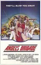 """Angels' Brigade (1979) $19.99; aka: Seven From Heaven; Against the advice of her manager (Alan Hale, Jr. aka the Skipper in """"Gilligan's Island""""), a disco singer decides to avenge the beating up of her young brother who is on drugs. She recruits an entire bevy of buxom multicultural models, stunt drivers and her younger sister to combat the evil Jack Palance and Peter Lawford. Also stars Susan Kiger and Jim Backus (aka Mr. Howell in """"Gilligan's Island"""")."""