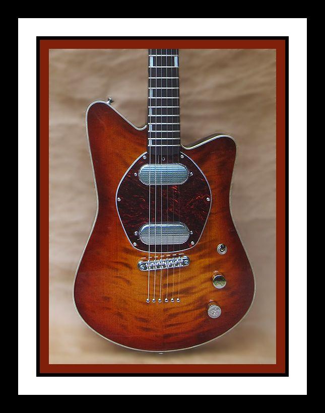 Versoul Raya Custom Electric Guitar Guitar Custom Electric