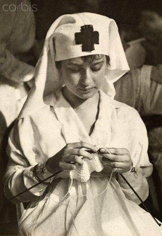 A World War I Era American Red Cross Nurse