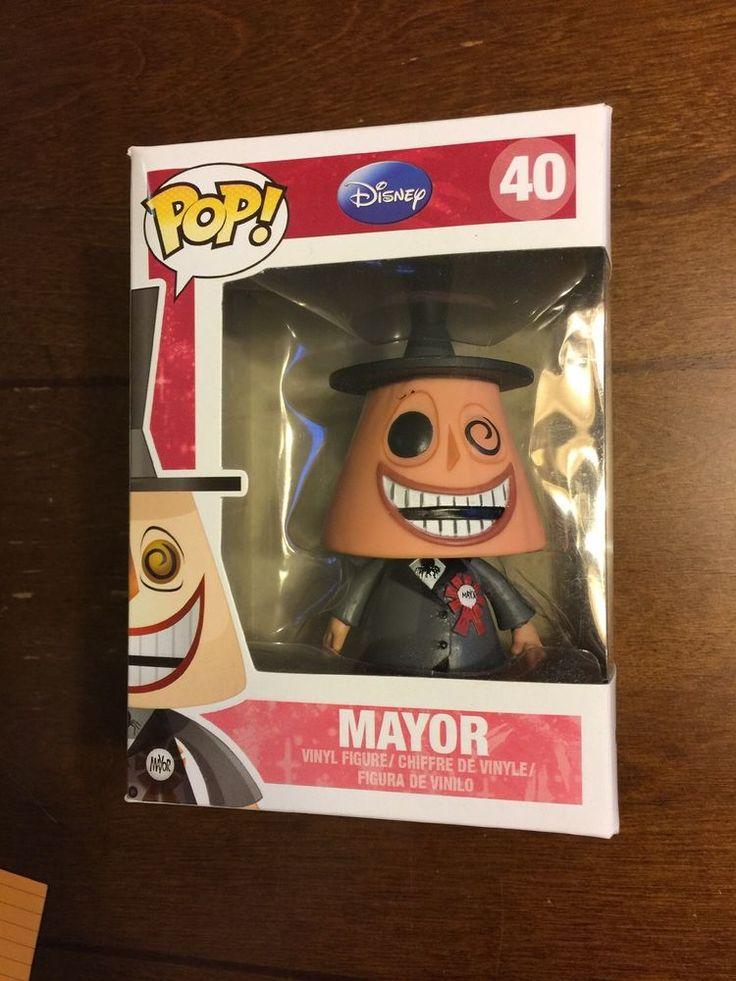 Best 25 Nightmare Before Christmas Mayor Ideas On