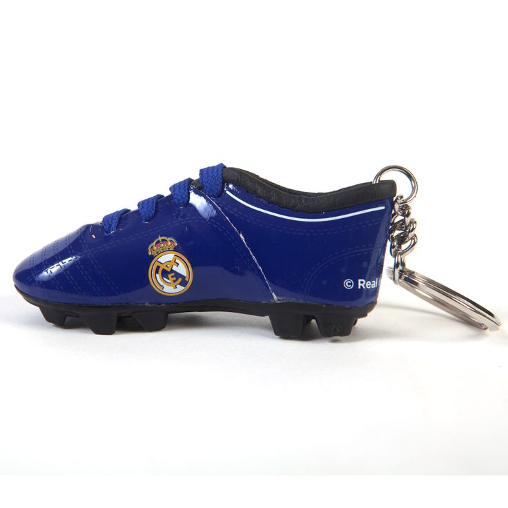 Real Madrid C.F. Mini Football Boot Keychain - Rs. 499 Official#Football #Merchandisefrom#LaLiga