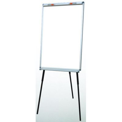 NeoPlex Flip Chart Magnetic Free-Standing Whiteboard Size: 3