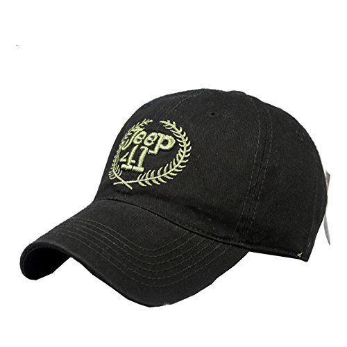 unisex adjustable horizon classic jeep baseball hat cap uk canada stone washed caps