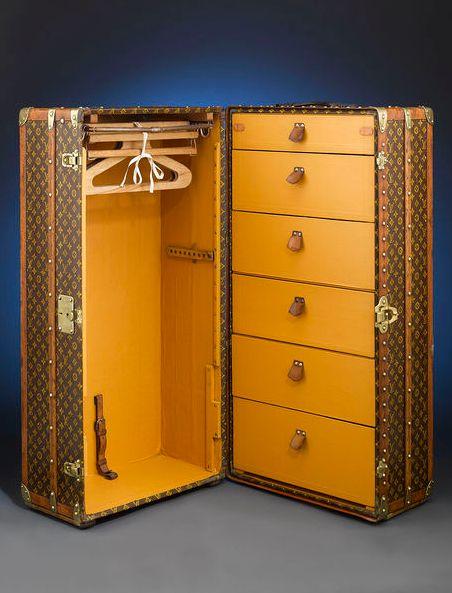 louis vuitton antique trunks | EMM (pronounced EdoubleM): Louis Vuitton Antique Trunks Circa 1900's