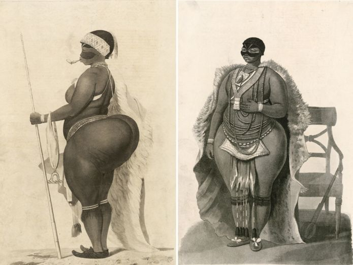 big booty slave
