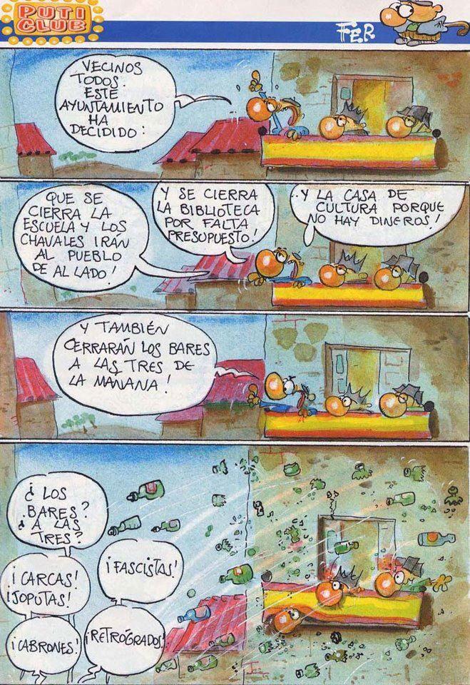 Puticlub (De la revista El Jueves)