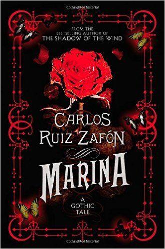 Amazon.com: Marina (9780316044714): Carlos Ruiz Zafon: Books