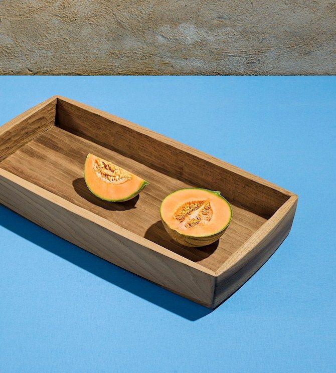 Portafrutta | Collezione Oncarved | Castagno Bio Antique® certificato PEFC | fatto a mano | www.warmandwood.com
