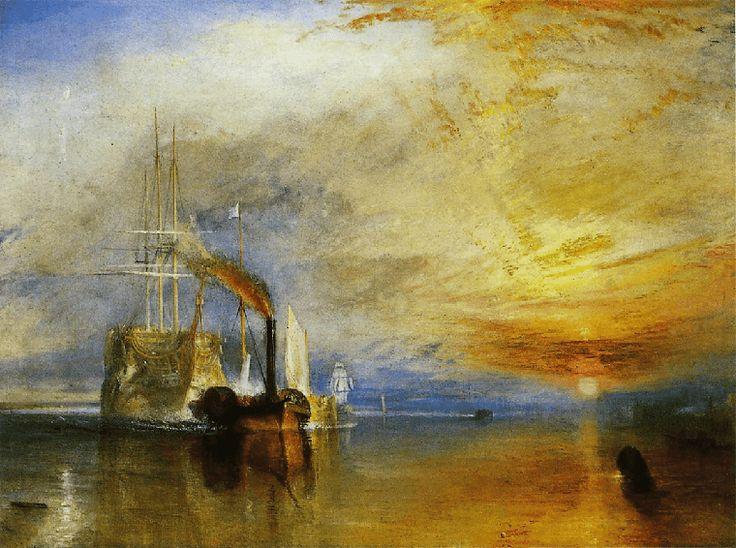 La fièvre jaune de William Turner